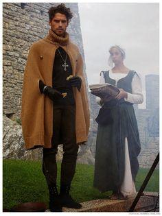 Dolce & Gabbanas Medieval Fall 2014