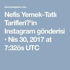 Nefis Yemek-Tatlı Tarifleri👌'in Instagram gönderisi • Nis 30, 2017 at 7:32ös UTC