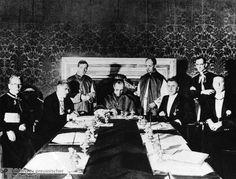 Firma del Concordato entre el Vaticano y el Gran Reich Alemán