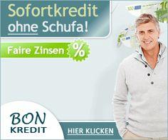 Bon - Credit: Sofort - Kredit ohne Schufra