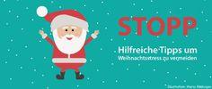 Weihnachtsstress minimieren: Diese 6 Tipps helfen #derneuemann http://www.derneuemann.net/weihnachtsstress-vermeiden/3158