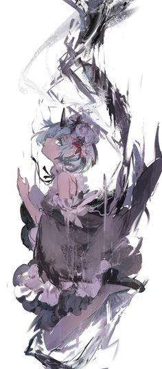 Anime Wallpapers: Re Zero kara Hajimeru Isekai Seikatsu -Rem Manga Art, Manga Anime, Anime Art, Fanarts Anime, Anime Characters, Re Zero Wallpaper, Wallpaper App, App Anime, Ram And Rem