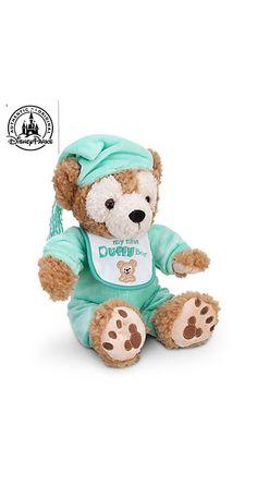 Disney Duffy 'My First Duffy Bear'' ダッフィー ザ ディズニーベアー プラッシュ トイ(30.7cm)  の画像