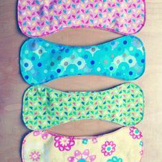 Custom Cloth Menstrual Pad Mamacloth Menstural Care RUMPS Holiday Christmas