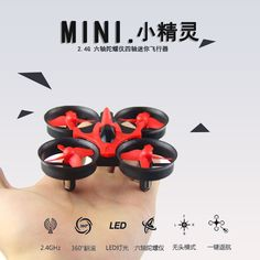 Mini RC Drone with Remote Control Kit Headless Mode 360 Flip Quadcopter Set Rc Drone, Drones, Spy Kids, High Tech Gadgets, Best Kids Toys, Rc Helicopter, Cool Toys, Bluetooth Gadgets, Electronics Gadgets