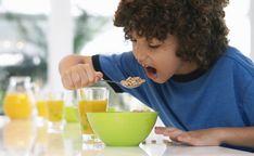 Cereales en la alimentación infantil