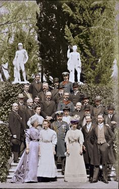 Kaiser Wilhelm II in Greece.