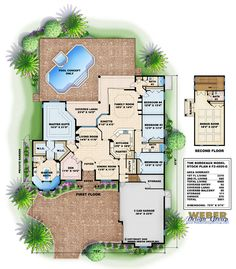 Bordeaux House Plan