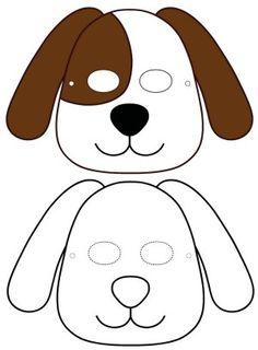 masque de chien 3