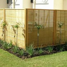 horizontal japanese deck fence - Google Search