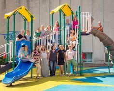 Morgridge Academy teachers are ready for a fun school year!