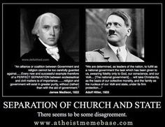Seperation of Church and State