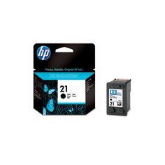 Cartuccia Inchiostro HP Hewlett Packard C9351AE 21 Nero - http://www.cancelleria-ufficio.eu/p/cartuccia-inchiostro-hewlett-packard-c9351ae-21-nero/