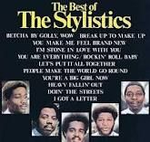 The Stylistics - my album looks worn out like this one.
