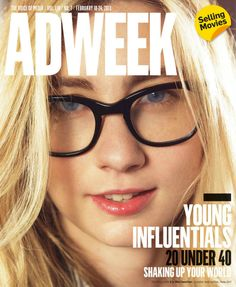 #Adweek cover - Feb. 18, 2013