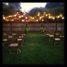 13 Best Simple Wedding On A Budget Backyards Images Wedding