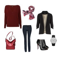 """Preparing for Fall"" by simplyluxurious on Polyvore"