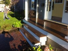 chriskauffman.blogspot.ca: Porch and entry makeover reveal