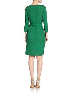 Diane von Furstenberg - Zoe Stretch-Silk Jersey Dress