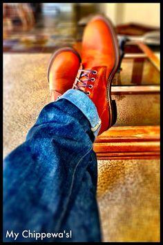 45 Best Chippewa Originals images | Chippewa boots, Fashion