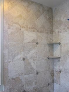 Shower Detail