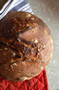 Chicagský kváskový chléb – Maškrtnica Bread Recipes, Food, Essen, Bakery Recipes, Meals, Yemek, Eten