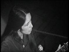 "Joan Baez - It Ain't Me Babe - BBC ""In Concert"" Show (1965)"