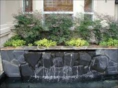 Image result for slate outdoor wall