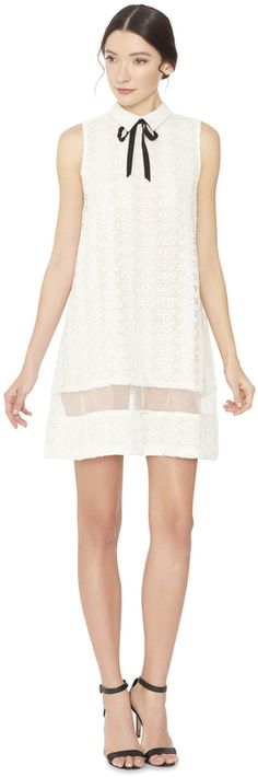 Irena Collared Flare Dress | #Chic Only #Glamour Always