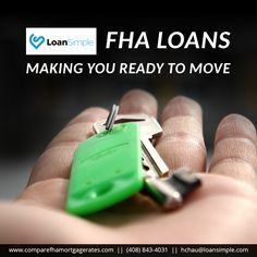 FHA Loans Making You Ready To Move.