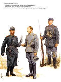 Germania WWI.