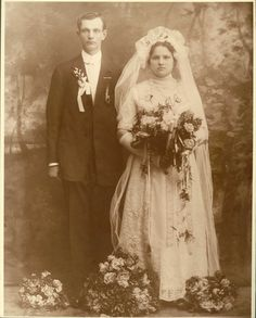 Phillip Tereshko and his wife Olga, who immigrated from Russia with two children and lived in the building in the 1910's. Their son Mike was born in 1916 here in New York.