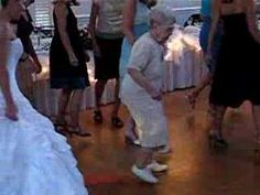 102 Year Old Dancing the Electric Slide. If she can dance then I can too!