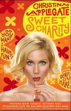 Sweet Charity on Broadway