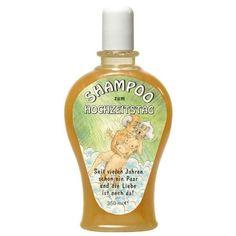 Shampoo Hochzeitstag Bottle, Marriage Anniversary, Flask, Jars