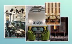 Laura Gonzalez, Vincent Darré, Dorothée Meilichzon, Gilles & Boissier… ils ont signé les décors de restaurants les plus inspirants de la capitale.