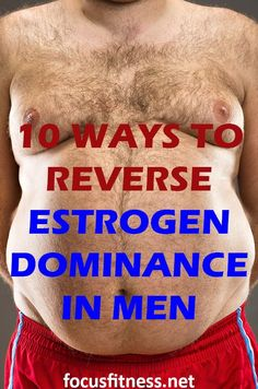 10 Tips On How To Reverse Estrogen Dominance in Men is part of health-fitness - If you're a man with high estrogen levels or low testosterone, this article will show you how to reverse estrogen dominance in men Herbal Remedies, Health Remedies, Home Remedies, Natural Remedies, Weight Loss Meals, Health And Wellness, Health Fitness, Men's Fitness, Fitness Journal