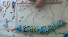 How to make an egg carton snake puppet - Kidspot