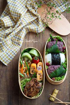 豚ひれ肉の味噌焼き弁当。  あ~るママオフィシャルブログ「毎日がお弁当日和♪」Powered by Ameba