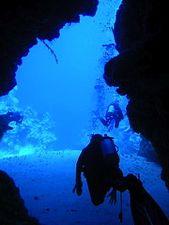 Cozumel diving.