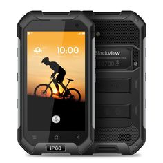 Let this #Blackview BV6000 #smartphone be your nice partner for your cycling! It is equipped with MT6755 Octa-core 2.0GHZ powerful CPU. Worth it!:  http://www.tomtop.cc/rmqeqe