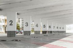 Terminal Rodoviário de Castelo Branco - RISCO - João Morgado - Fotografia de arquitectura | Architectural Photography