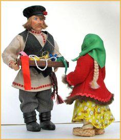 куклы Галины Масленниковой