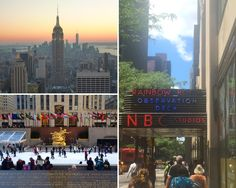 Top Things to Do In NYC – The Girls Who Wander Stuff To Do, Things To Do, The Girl Who, Wander, Times Square, Deck, New York, Studio, Girls