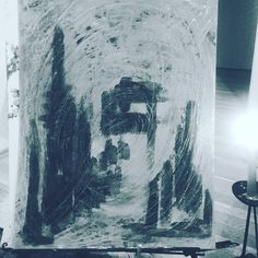 Nights Antonio Mora, Abstract, Night, Artwork, Work Of Art