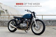 今週のバイク:ウェブの最高のカスタムバイク