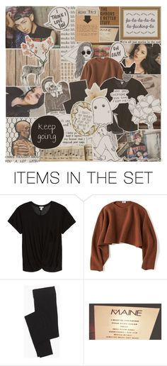 """+ Forget something like a sweet love song, it's a broken heart."" by namjoonsjawline ❤ liked on Polyvore featuring art"