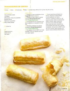 Revista Bimby Janeiro 2015 Finger Food Desserts, Finger Foods, Dessert Recipes, Other Recipes, Sweet Recipes, I Companion, Happy Foods, Secret Recipe, Soul Food