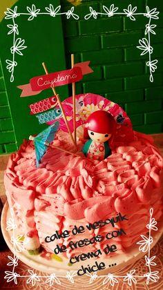 #cake#nesquik#kimmidoll