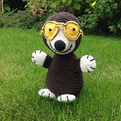 Maulwurf-Puppe Ben Buddel – Jede Woche treffen sich im Kieztreff West die Strickmädels und stricken, was das Zeug hält für den guten Zweck.